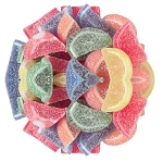 Mini Assorted Fruit Slices, 10 Pounds