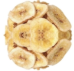Sweetened Banana Chips, (14 Pounds)