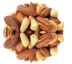 Unsalted Mixed Nuts, (10 Pounds)