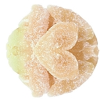 Crystallized Ginger Slices, (11 Pounds)