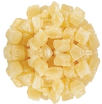 Diced Dried Pineapple, (11 Pounds)