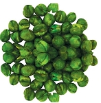 Whole Green Peas, (11 Pounds)
