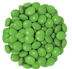 M & M Green Candy, 5 Pounds