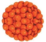 M & M Orange Candy, 5 Pounds