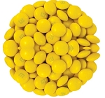 M & M Yellow Candy, 5 Pounds