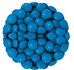 M & M Blue Candy, 5 Pounds