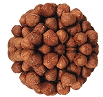 Unblanched Filbert Hazelnuts, (11 Pounds)