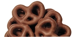 Asher's Milk Chocolate Covered Pretzels, 3 Pounds