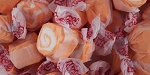 Taffy Town Orange Cream Taffy, 5 Pounds