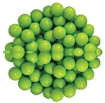 Sixlets Lime Green Chocolate Candy, 10 Pounds