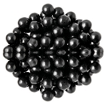 Sixlets Black Chocolate Candy, 10 Pounds