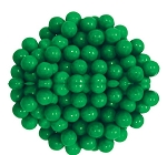 Sixlets Green Chocolate Candy, 10 Pounds