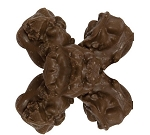 Asher's Milk Chocolate Raisin Clusters, 6 Pounds