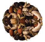 All Natural Health Trail Mix, (10 Pounds)