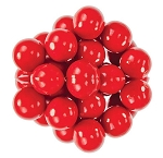 Oak Leaf Red One Inch Gumballs, (Pack of 850)