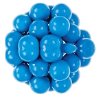 Oak Leaf Light Blue One Inch Gumballs, (Pack of 850)