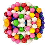 Dubble Bubble Half Inch Gumballs, (Pack of 8500)