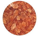 Amber Rock Candy Crystals, 5 Pounds