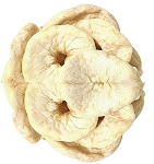 Dried Apple Rings, (11 Pounds)