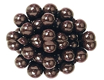 Koppers Chocolate Blackberry Brandy Dark Chocolate Cordials, (5 Pounds)