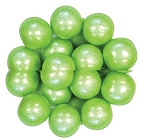 Oak Leaf Shimmering Green One Inch Gumballs, (Pack of 720)