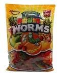 Albanese Assorted Gummy Worms, 5 Pounds