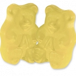 Albanese Bodacious Banana Gummy Bears, 5 Pounds