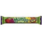 Sour Mamba Taffy Candy, (Pack of 24)