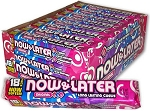 Now and Later Original Flavor Candy, (Pack of 24)