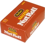 Pearsons Salted Nut Roll Bar, (Pack of 24)