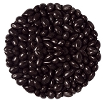Sunbursts Black Candy Coated Sunflower Seeds, 5 Pounds
