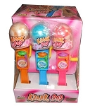 Krank Pop Candy Dispenser Novelty Candy Toy, (Pack of 12)