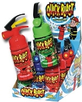 Quick Blast Sour Candy Spray Novelty Candy Toy, (Pack of 12)