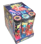 Laser Pop Projector Pop Novelty Candy Toy, (Pack of 12)