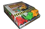 Bubble Dozer Novelty Candy Toy, (Pack of 12)