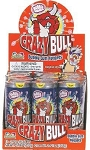 Crazy Bull Novelty Candy Toy, (Pack of 12)