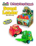 Kidsmania Sweet Loader Novelty Candy Toy, (Pack of 12)