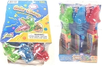 Kidsmania Gator Chomp Gumball Filled Novelty Toy, (Pack of 12)