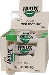 Hotlix Mint Toothpicks (Pack of 20)