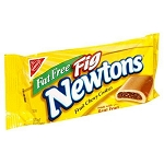 Fat Free Fig Newton Single Serve Cookies, (Pack of 12)