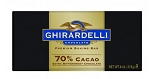 Ghirardelli Extra Bittersweet Baking Bars, (12 Pack)
