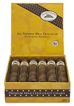 Thompson Milk Chocolate Cigars, (Pack of 12)