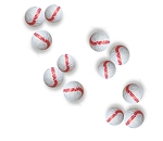 Thompson Chocolate Baseballs, (10 Pounds)