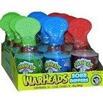 Warheads Sour Dippers, (Pack of 12)