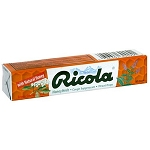 Ricola Honey Herb Cough Drops, (Pack of 18)