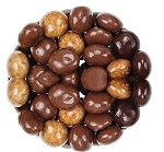 Marich Confectionery Triple Chocolate Toffee, (10 Pounds)