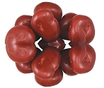 Marich Confectionery Bing Cherries, (10 Pounds)