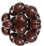 Marich Confectionery Dark Chocolate Razz Cherries, (10 Pounds)