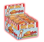 E-Frutti Gummy Hot Dogs, (Pack of 60)