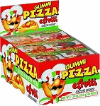 E-Frutti Gummy Pizza, (Pack of 48)